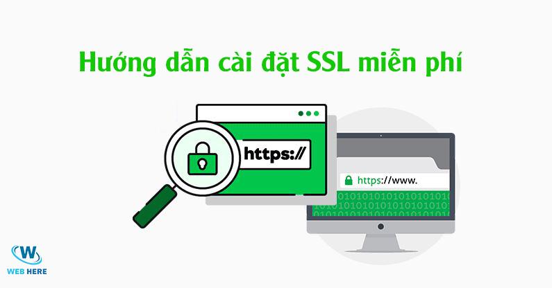 hướng dẫn cài đặt SSL miễn phí